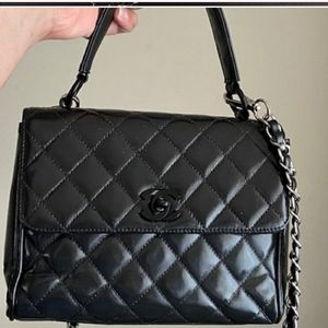 COMING SOON CHANEL IN BLACK WITH BLACKHW